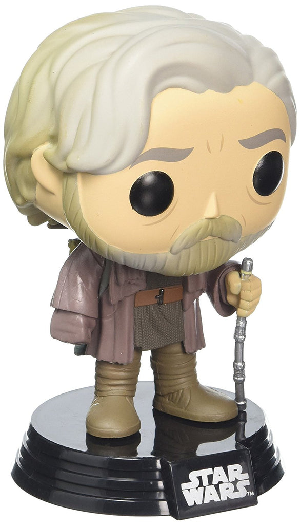 Funko Pop 193 Luke Skywalker side