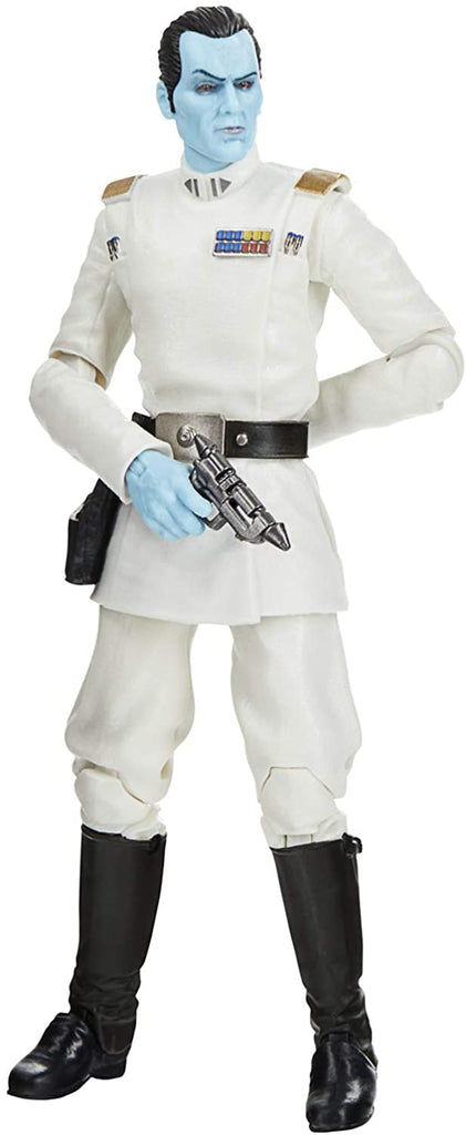 Star Wars Black Series Archive Grand Admiral Thrawn 6 inch Action Figure 5010993813407