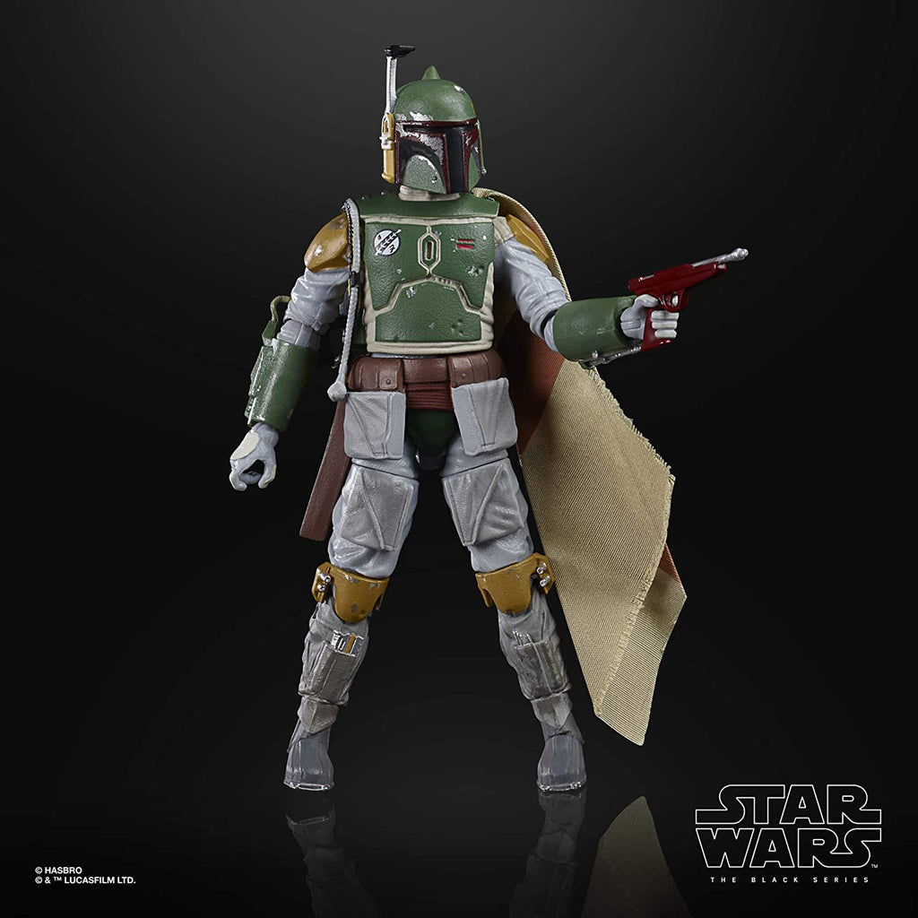 "Star Wars Black Series Boba Fett - The Empire Strikes Back 40TH Anniversary 6"" Figure 5010993714933"