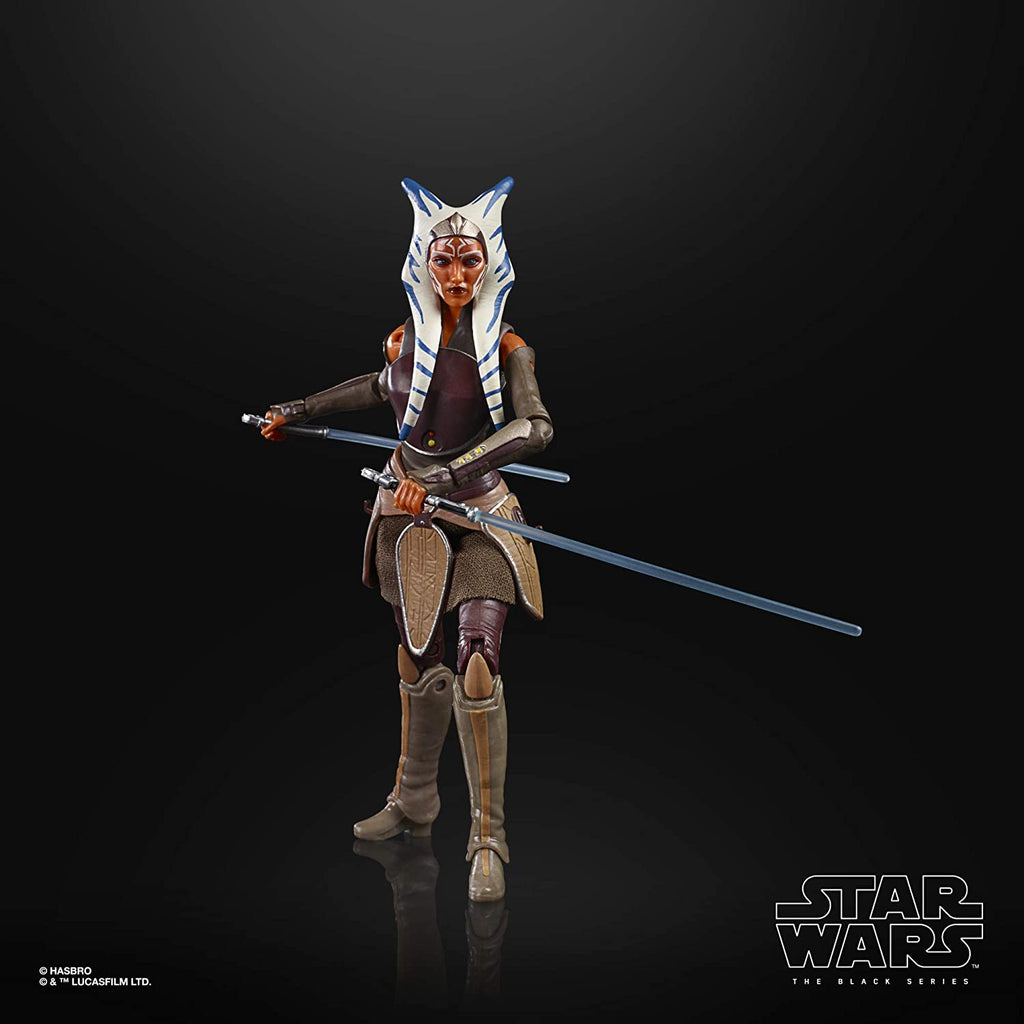 Black Series Star Wars: Rebels Ahsoka Tano 6 inch Action Figure 5010993750153
