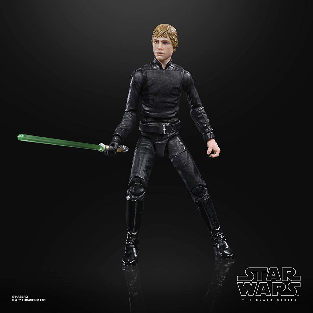 Black Series Star Wars Return of the Jedi - Luke Skywalker Endor 6 inch Scale Action Figure  5010993755639