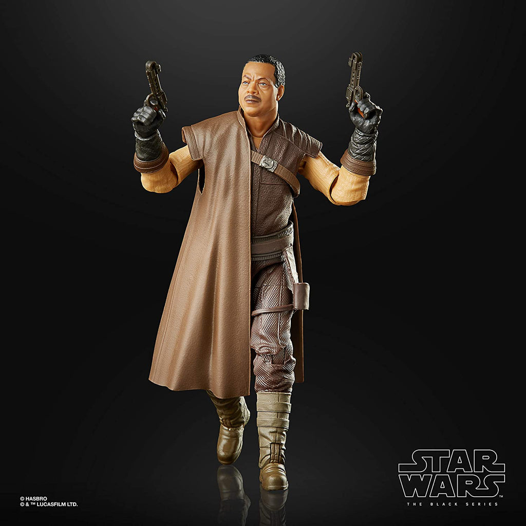 Black Series Star Wars: The Mandalorian - Greef Karga 6 inch Action Figure 5010993789979