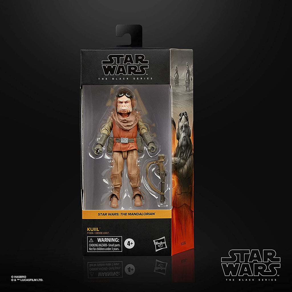 Black Series Star Wars: The Mandalorian - Kuiil 6 inch Action Figure 5010993789986