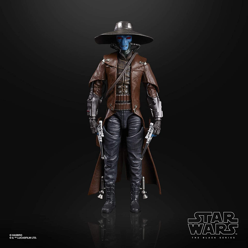 "Black Series Star Wars: The Clone Wars - Cad Bane 6"" Action Figure 5010993754724"