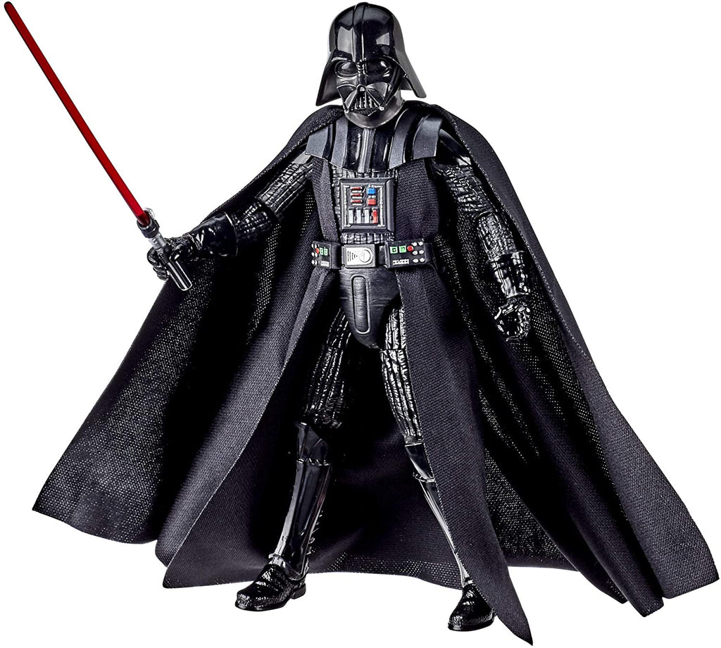 Star Wars Black Series Darth Vader - The Empire Strikes Back 40TH Anniversary 6 inch Figure 5010993714957