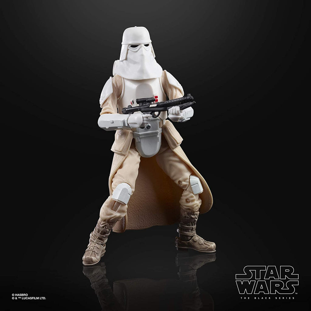 Star Wars Black Series Imperial Snowtrooper (Hoth) - The Empire Strikes Back 40TH Anniversary 6 inch Figure 5010993714957