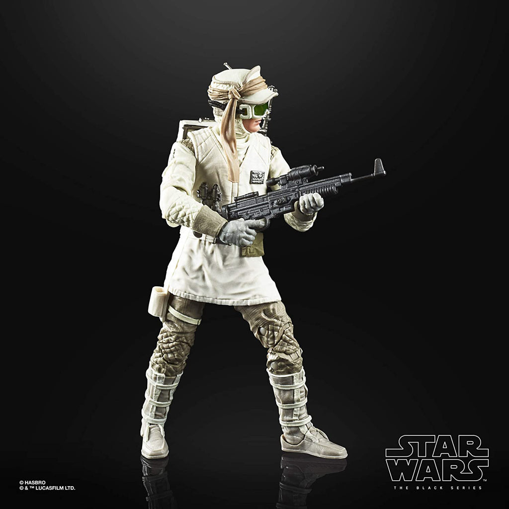 Star Wars Black Series Rebel Soldier (Hoth) - The Empire Strikes Back 40TH Anniversary 6 inch Figure 5010993660575