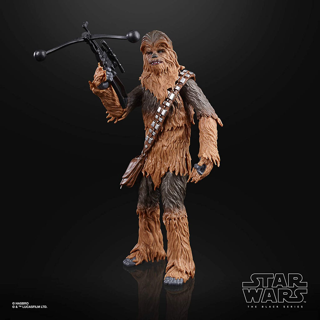 Star Wars Black Series Chewbacca - The Empire Strikes Back 40TH Anniversary 6 inch Figure 5010993678556