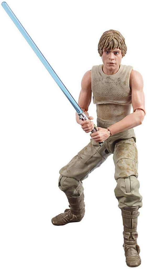 Star Wars Black Series Luke Skywalker (Dagobah) - The Empire Strikes Back 40TH Anniversary 6 inch Figure 5010993714940