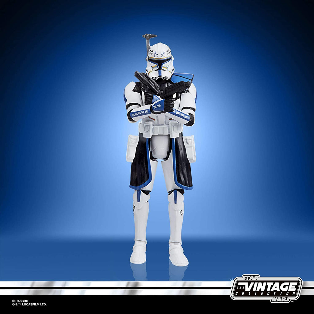 Star Wars The Vintage Collection Captain Rex Figure 3.75 Inches 5010993800841