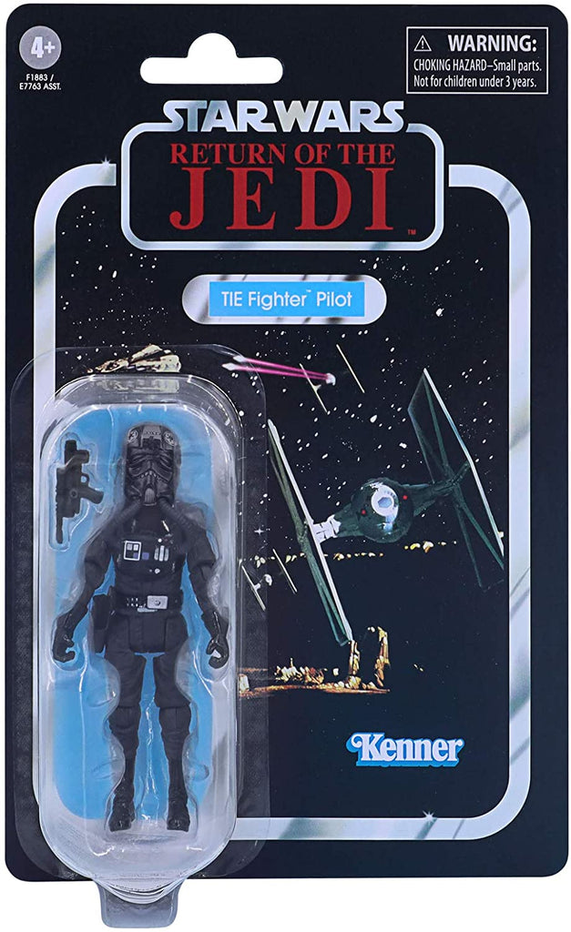 Star Wars The Vintage Collection TIE Fighter Pilot Figure 3.75 Inches 5010993813292
