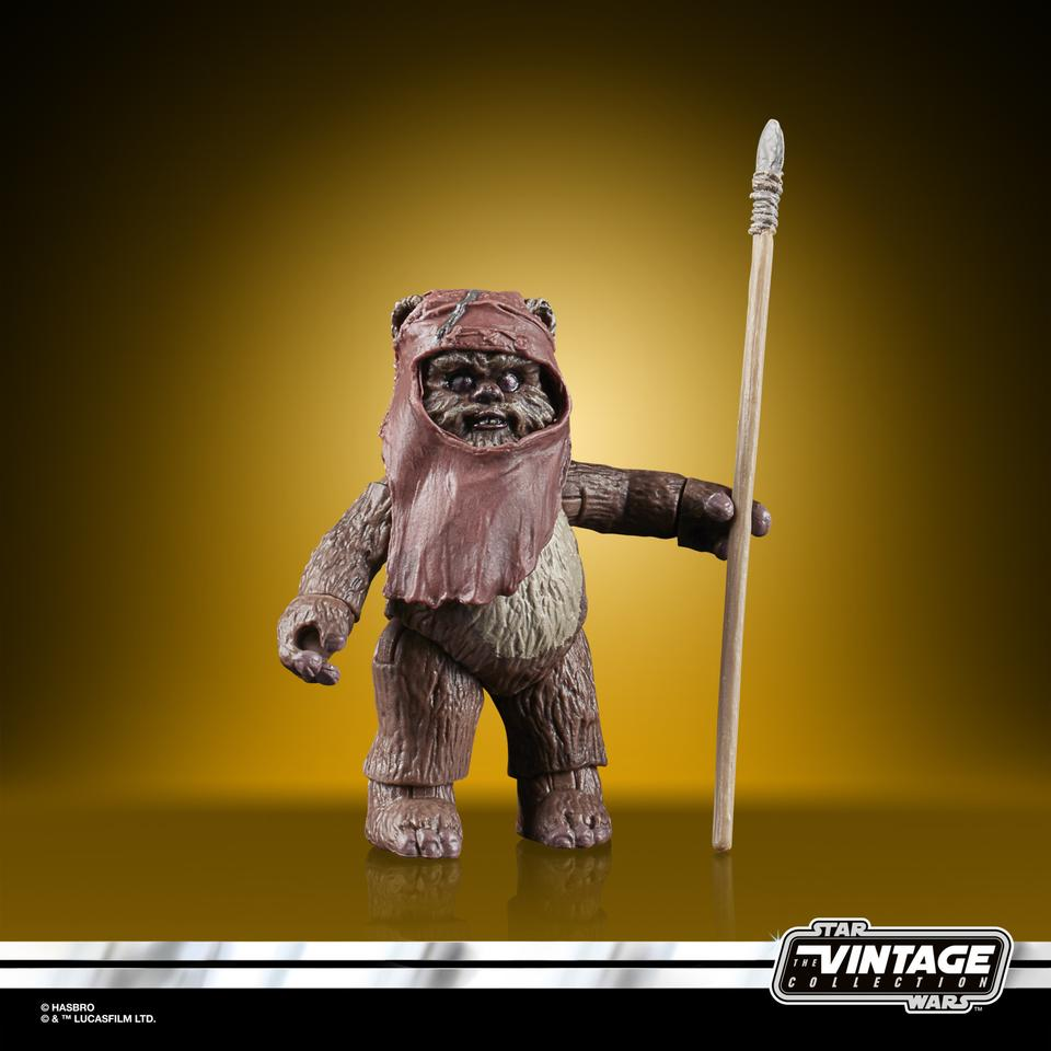 Star Wars The Vintage Collection Wicket Figure 3.75 Inches 5010993749591