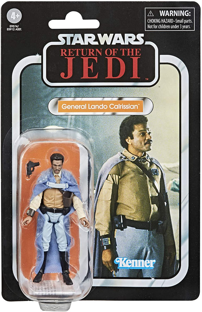 Star Wars The Vintage Collection General Lando Calrissian Figure 3.75 Inches