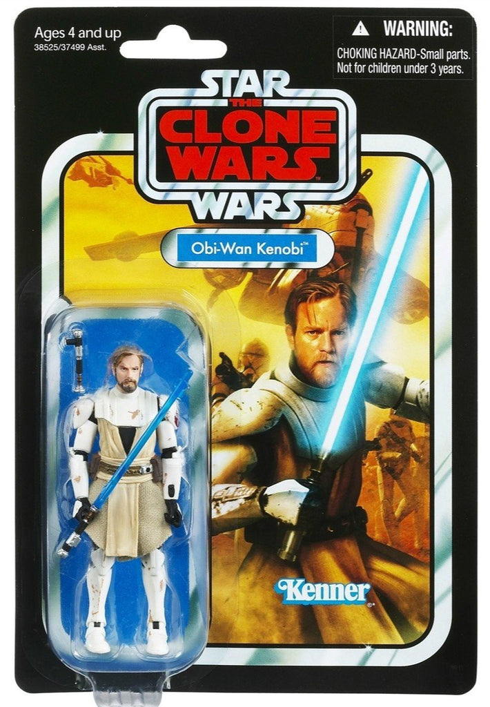 Star Wars The Vintage Collection Obi-Wan Kenobi Figure 3.75 Inches 5010993749584