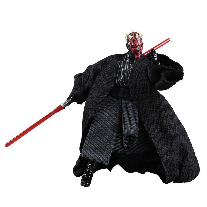 Star Wars The Vintage Collection Darth Maul Figure 3.75 Inches 5010993749560