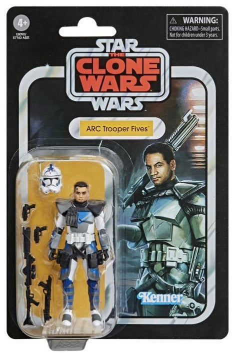 Star Wars The Vintage Collection ARC Trooper Fives Figure 3.75 Inches 5010993749522