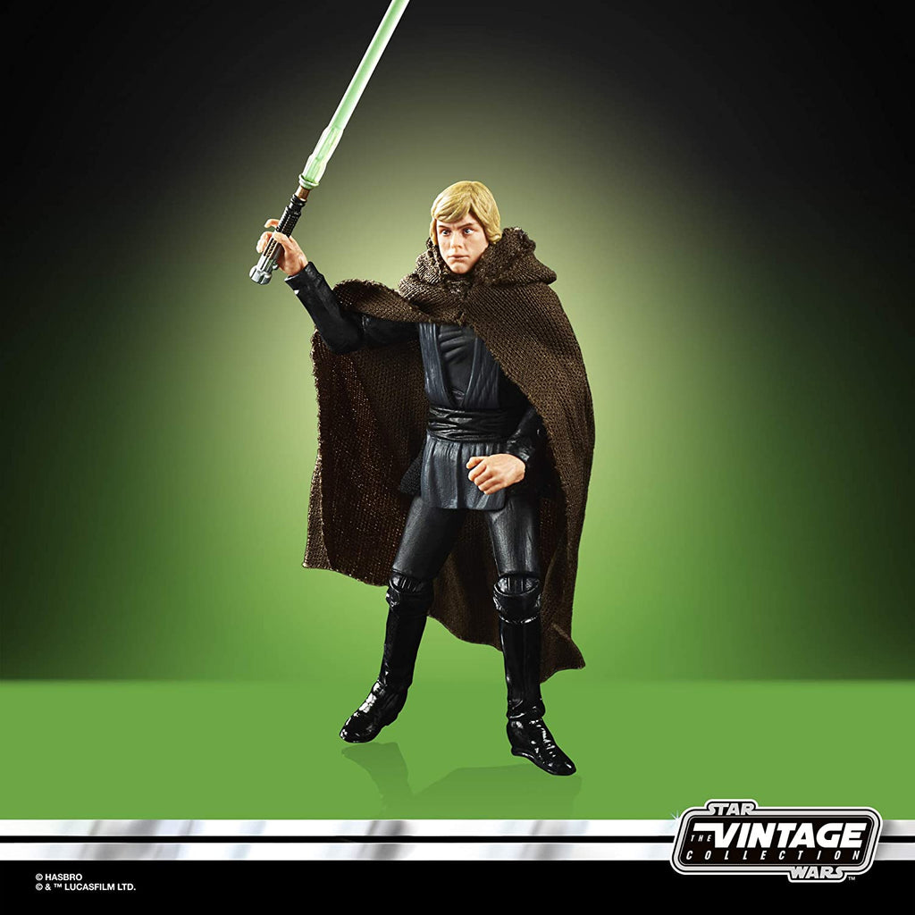 Star Wars The Vintage Collection Luke Skywalker Jedi Knight Figure 3.75 Inches 5010993749546