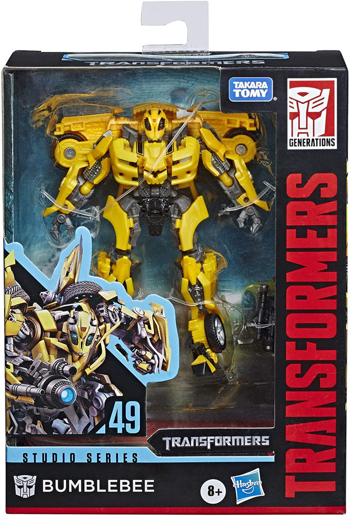 Transformers Studio Series 49 Deluxe Bumblebee Movie 1 630509900626