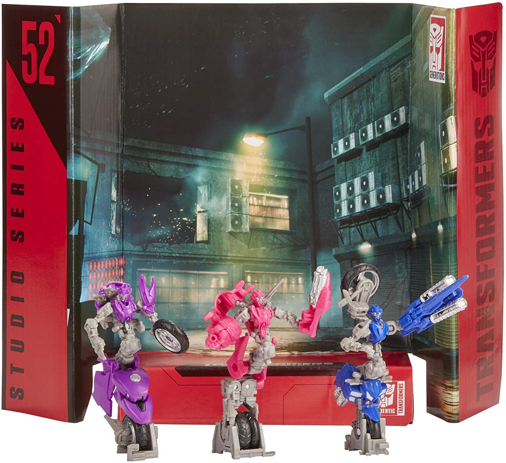 Transformers Studio Series 52 Deluxe Arcee Chromia Elita-1 - Revenge of the Fallen Movie 630509900657
