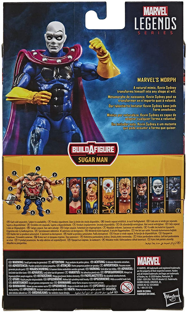 Marvel Legends X-Men: Morph - Age of Apocalypse 6-inch 5010993682256
