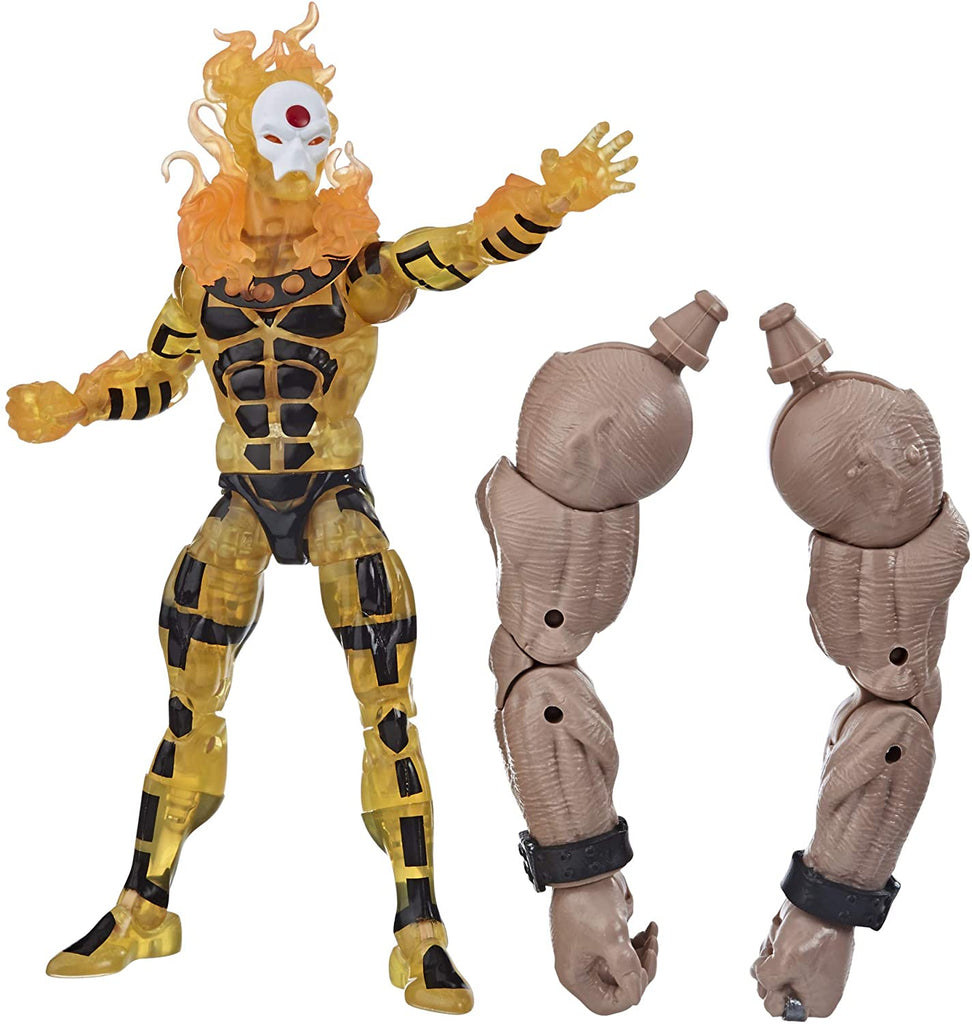 Marvel Legends X-Men: Sunfire - Age of Apocalypse 6-inch 5010993682263