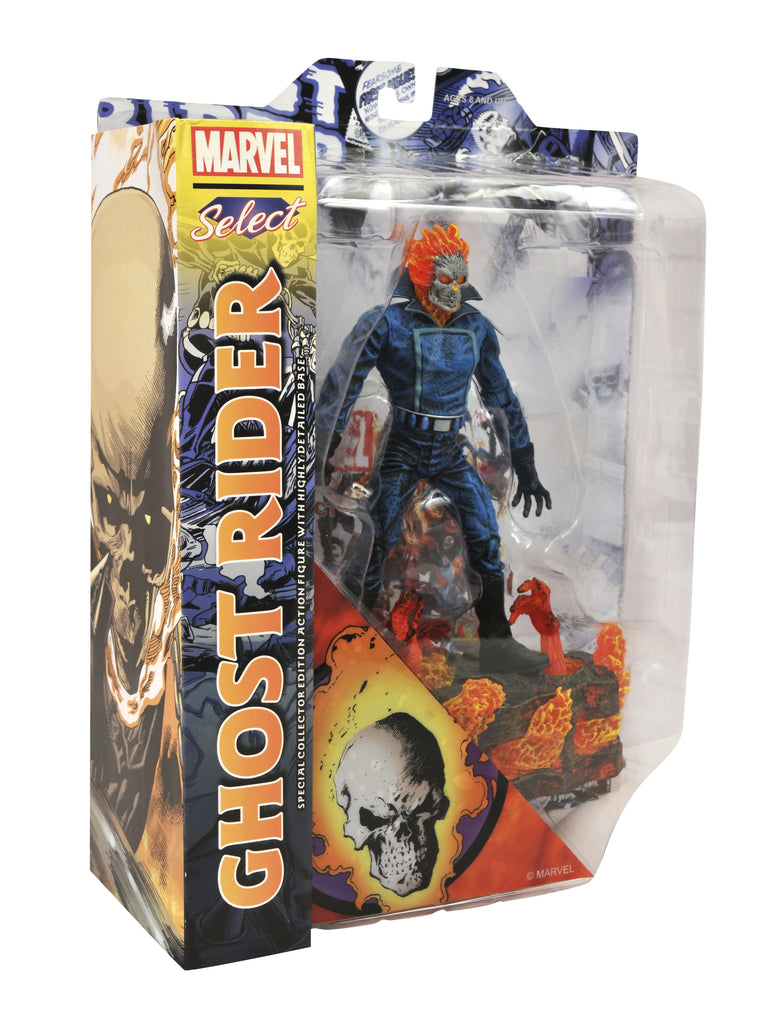 Diamond Select Toys Marvel Ghost Rider Action Figure 69978810803