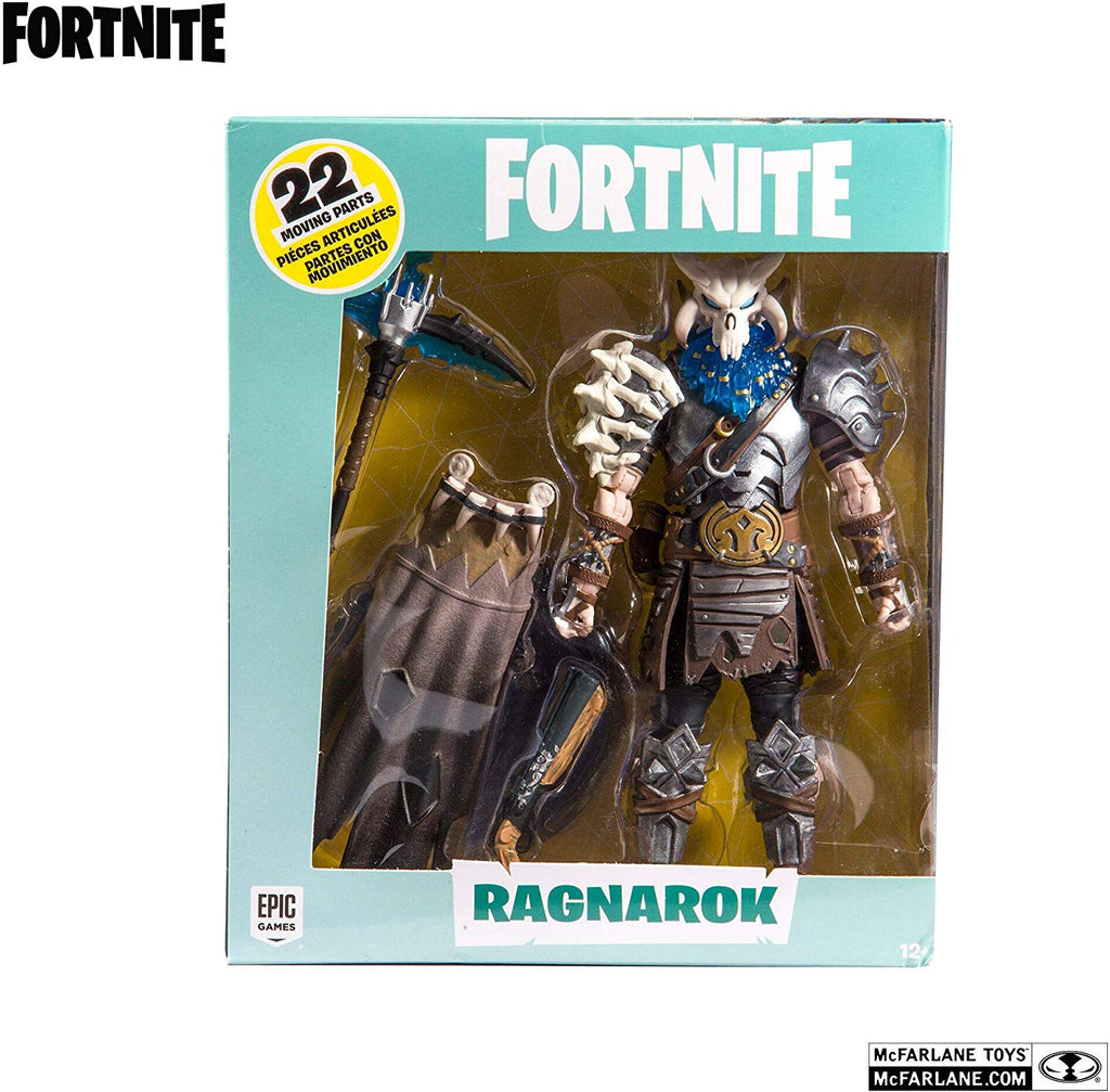 Fortnite Wild Card Ragnarok 7-Inch Action Figure 787926106169