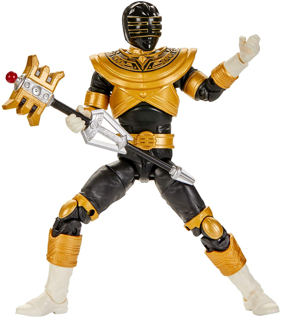 Power Rangers Lightning Collection 6 inch Zeo Gold Ranger 630509936038