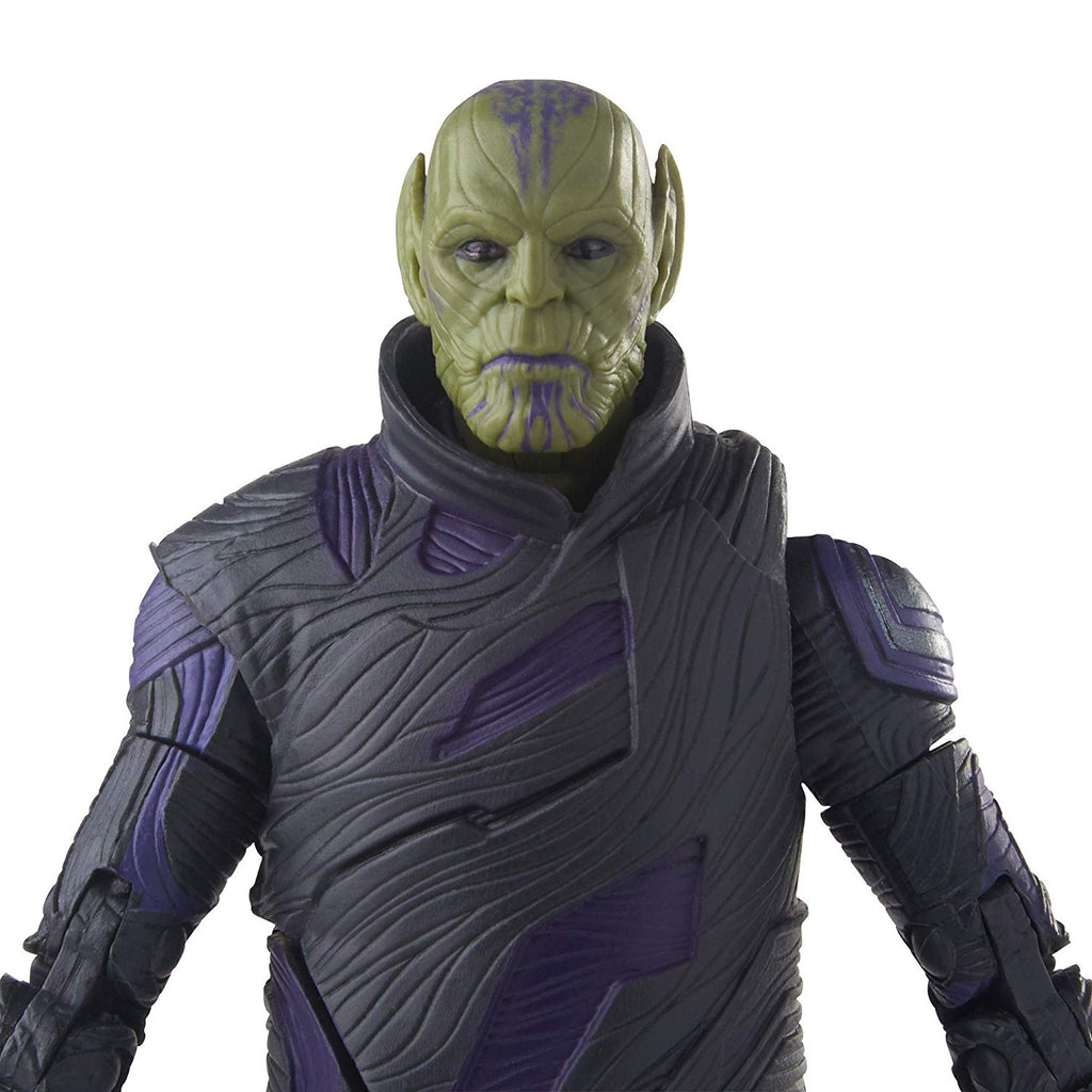 Marvel Legends Captain Marvel Talos Action Figure, 6-inch 630509775484