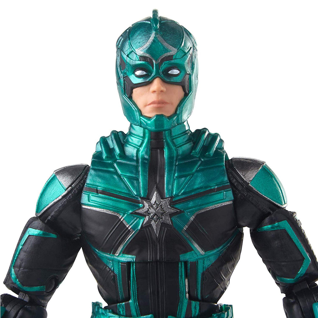 Marvel Legends Captain Marvel Yon-Rogg Action Figure, 6-inch 630509775453