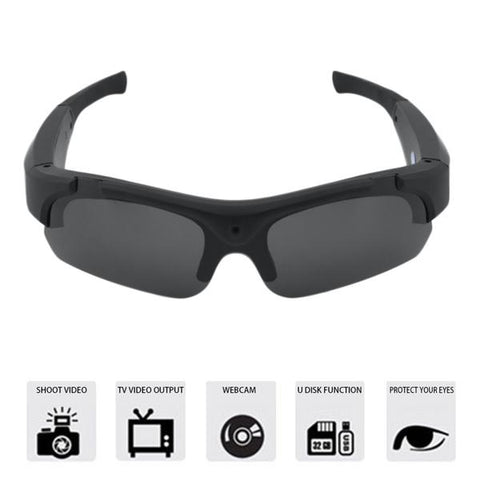 Smart 1080P HD Camera Sunglasses