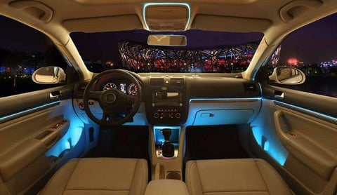 Neon Car Decor Strip Light - Free Shipping
