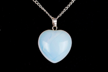 Collection Youth - Pendentif coeur Opalite