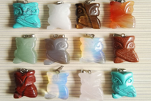 "Collection Magic - 12 Pendentifs ""Chouette"""