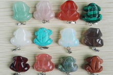"Collection Magic - 12 Pendentifs ""grenouille"""