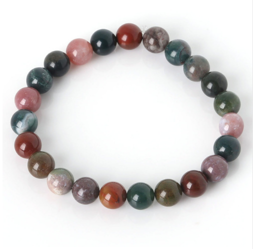 Collection Serenity - Bracelet Agate indienne