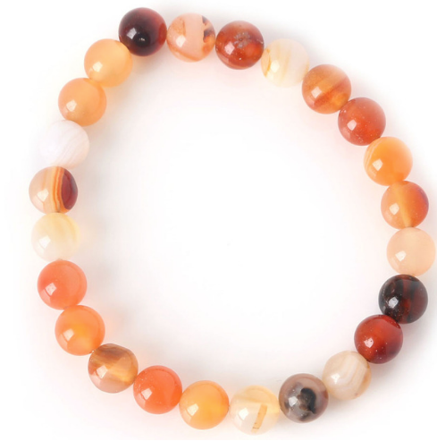 Collection Serenity - Bracelet pierres d'Agate