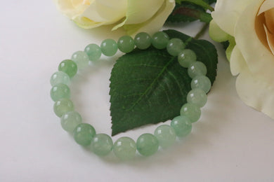 Collection Serenity - Bracelet en Aventurine verte