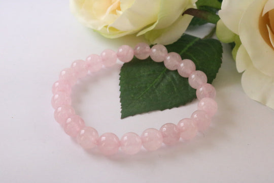Collection Serenity - Bracelet Quartz Rose