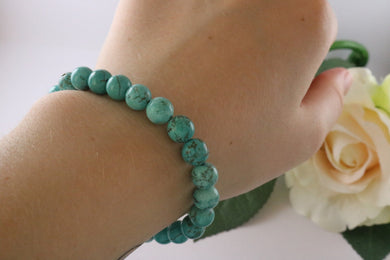 Collection Serenity - Bracelet Turquoise