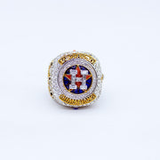 2017 HOUSTON ASTROS COMMEMORATIVE WORLD SERIES CHAMPIONS RING