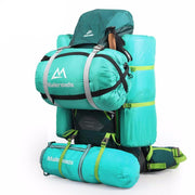 Large 70L Professional CR System Climbing Travel Bag Backpack
