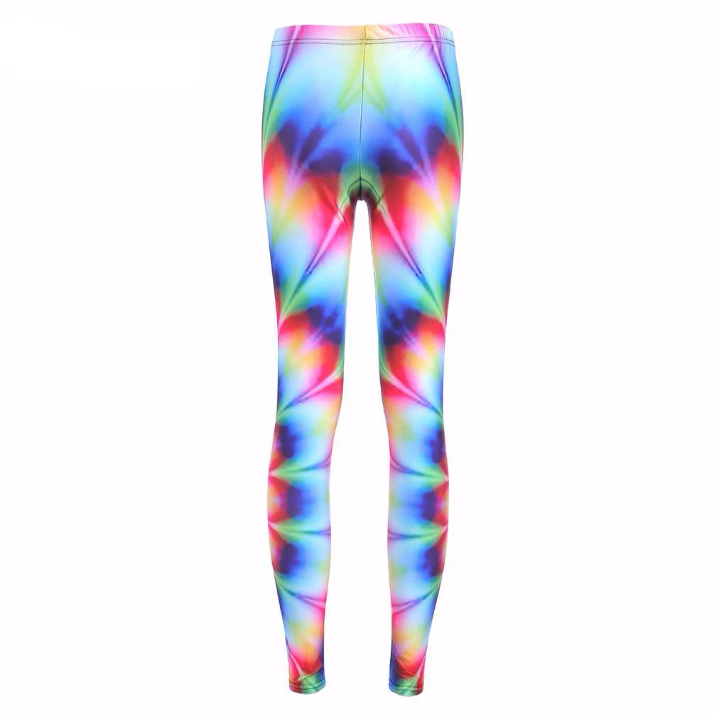 Women's Rainbow Leggings