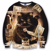 Variety Cat Sweatshirt