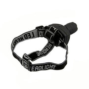 100,000 Hour Waterproof LED Headlamp