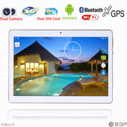 "10"" BDF Android 6.0 Quad Core Tablet PC"