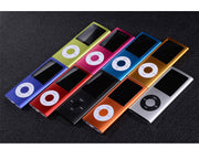 Pocket MP3 / MP4 Music Player 1.8 inch LCD in 8GB, 16GB or 32GB Memory