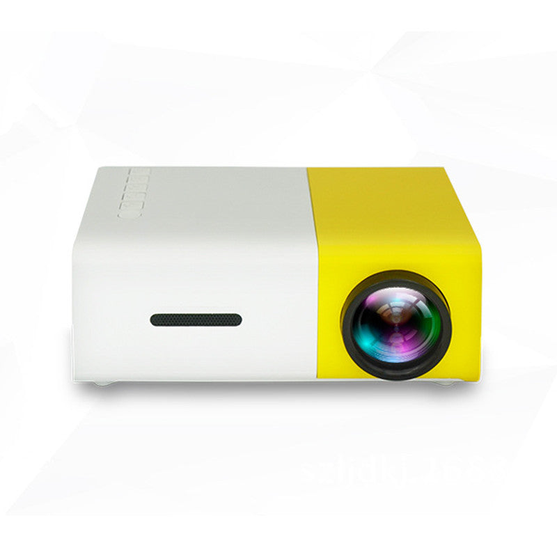 LED Mini High Definition Pocket Projector