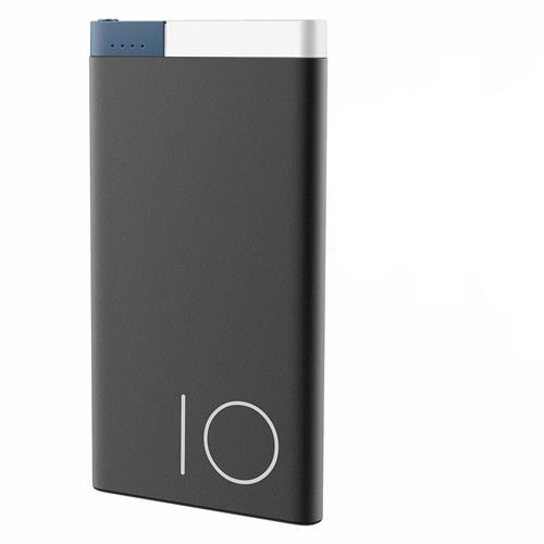 Ultra-slim Metal Alloy Power Bank