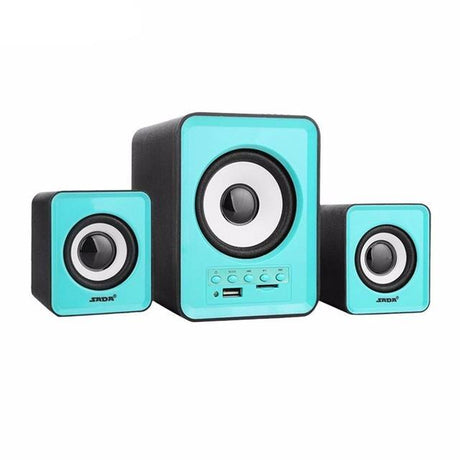 Wireless Bluetooth Speaker Set